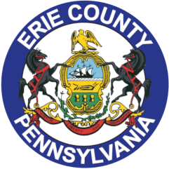 erie county gov logo